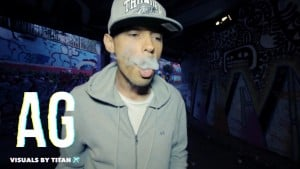AG – #HOS Freestyle [Music Video] : TITAN TV