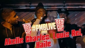 Akelle Charles x Louis Rei x Haile – IN2 #PMBLive Perfomance   MCTV