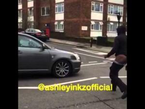 ASHLEY INKZ POLICE CHASE