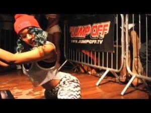 Best of Chezelle @ The Jump Off 2014 [Twerking Compilation]