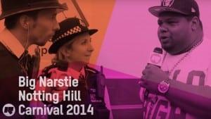 Big Narstie at Carnival 2014 #TBT