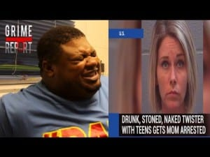 Big Narstie Responds To Mum Who Played ***** Twister With Teens