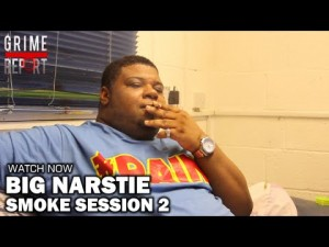 Big Narstie – Smoke Session 2 [@BigNarstie]