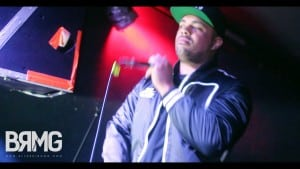 Blade Brown Live At Frisco's #TheDen [@BladeMusic] | BRMG