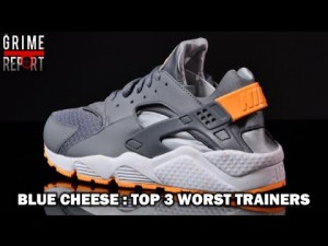 Blue Cheese – Top 3 Worst Trainers [@BlueCheese_HQ]