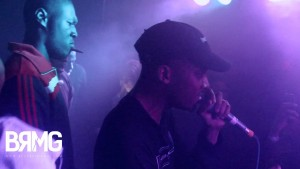 Bonkaz Shuts Down DJ Target x Danny Weed #PitchedUp [@OfficialBonkaz] | BRMG