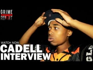 Cadell – Interview : New Track With Giggs, Clashing, Mixtape & More @CadellOfficial