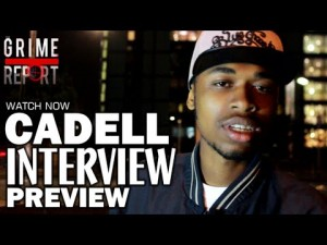 "Cadell ""It Wasn't Based On Stormzy, I Used Him As An Example"" [Preview]"