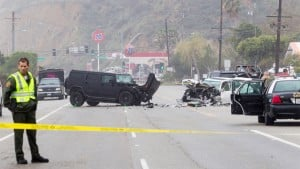 Caitlyn Jenner Could Face Manslaughter Charge in Deadly Malibu Crash