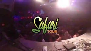 Charlie Sloth Safari Tour Starts TONIGHT