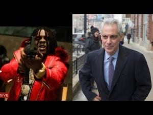 "Chief Keef Wont Let the Mayor of Chicago Stop Him! ""Stop The Violence"" Concert is Still On."