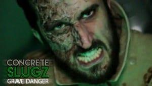 Concrete Slugz – Grave Danger [Music Video] : TITAN TV
