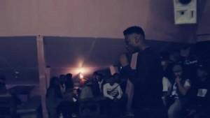 DeeRig Performs 'Oh Mary' LIVE in HACKNEY