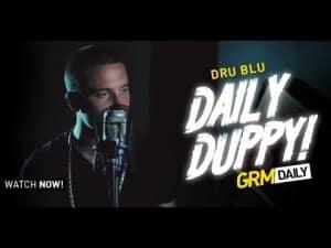 Dru Blu – Daily Duppy S:04 EP:22 | GRM Daily