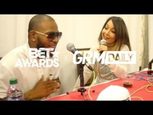 Eric Bellinger talks Angel, Sevyn Streeter's new album & 'Cuffing Season' [GRM DAILY]