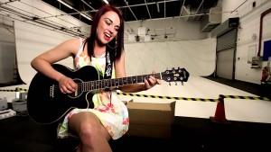 "Fetty Wap  ""Trap Queen""  Acoustic Cover by Amanda Mellid"