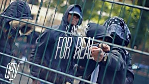 G & Ace_CT – For real #NORTHDRIVE [ @QUIETPVCK @DizPofficial ]