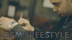 Ghost Mentality & Sweeney Oz – Barbershop Freestyle | Video by @Odotsheaman