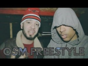 Ghost Mentality & Sweeney Oz – Freestyle | Video by @Odotsheaman