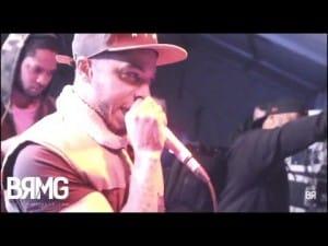 Griminal & Lil Nasty At The Big Jam Street Party [@Griminal @LilNastyUK] | BRMG