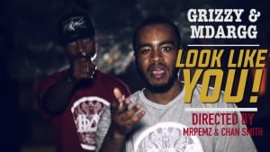 Grizzy x M Dargg | Look Like You (Music Video) @GrizzyUptop @MDargg [@HBVTV + @QuietPvck Exclusive]