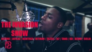#InvasionShow + Guests   PlayBack Visuals