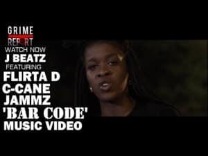 J Beatz ft. Flirta D, C Cane & Jammz – Bar Code [Music Video] @JBeatzMusic