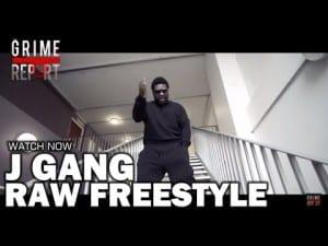 J Gang – Raw Freestyle [Music Video] @JGangMusic