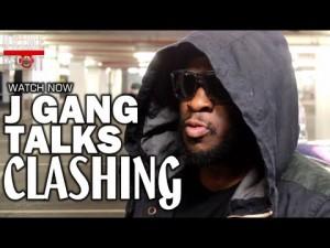 J Gang Talks Bugzy Malone Vs Chip, Road Rappers Clashing & more