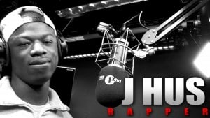 J Hus – Fire In The Booth