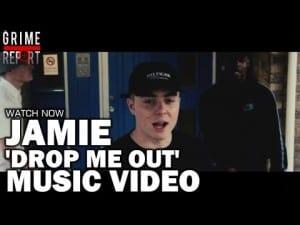 Jamie – Drop Me Out [Music Video] #GrimeWatchUK @Jamie_MDA