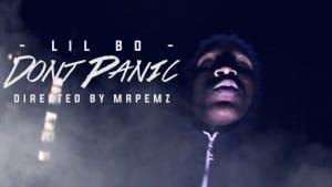 Lil Bo | Dont Panic (Music Video) @Lil_bo1 | @HBVTV