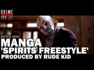 Manga – Spirits Freestyle (Prod. Rude Kid) [Net video] @MangaStHilare
