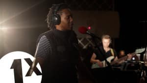 Merky Ace – Woo Riddim (Live From Maida Vale)