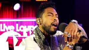 Miguel – Coffee in the 1Xtra Live Lounge