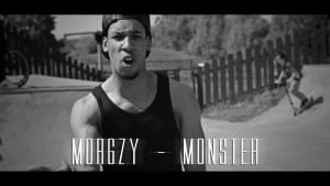 Morgzy – Monster [Official Video]: Blast The Beat TV