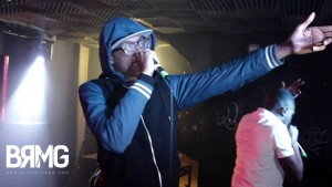 Mostack – Rich Not Famous, Stop Lying & No Buddy (Live) @ LinkUpTV's #TheDrop [@RealMostack] | BRMG