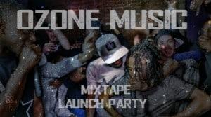 Nafe Smallz Mixtape Launch #OzoneMusic @Nafesmallz @Skrapzisback