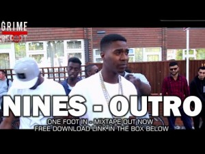 Nines – Outro : One Foot In (Mixtape)
