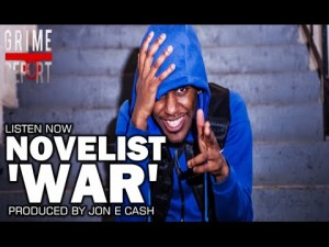Novelist – War Freestyle (Prod. By Jon E Cash) @Novelist