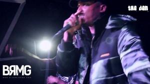 OG'Z Bring Out Bonkaz For #WeRunTheBlock @ #TheDen [@OfficialBonkaz] | BRMG