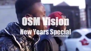 OSM Vision New Years Cypher Promo | Video by @Odotsheaman