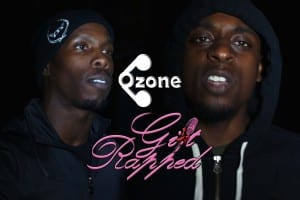 Ozone Media – Desperado & Safone [GIFT RAPPED]