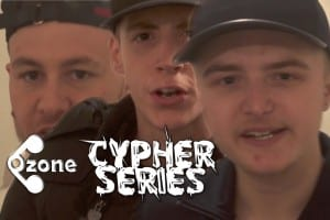 Ozone Media: Flares, Verts & Swifty [CYPHER SERIES]