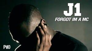P110 – J1 – Forgot I'm An Mc [Music Video]