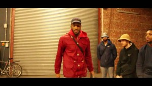 P110 – Robbahollow Ft. Sly, Dyno, Captin & Mennis – 0161 Freestyle [Net Video]
