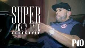 P110 – Super – Back 2 Back Freestyle [Net Video]