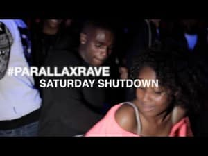 #PARALLAXRAVE SATURDAY SHUTDOWN (HD)  OCTOBER 2014