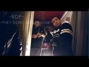 RDP – They Dont Wana Know | Music Video | @RDPMusic @hitmanworldwide