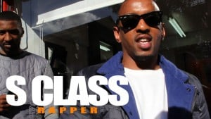 S Class – Fire In The Streets